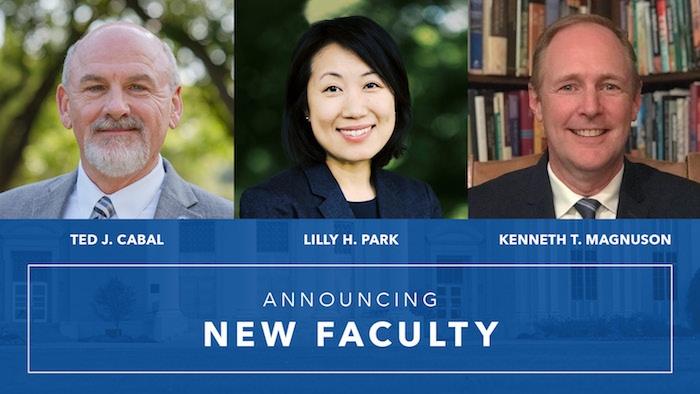 Southwestern Seminary adds three scholars to fill 'key vacancies'