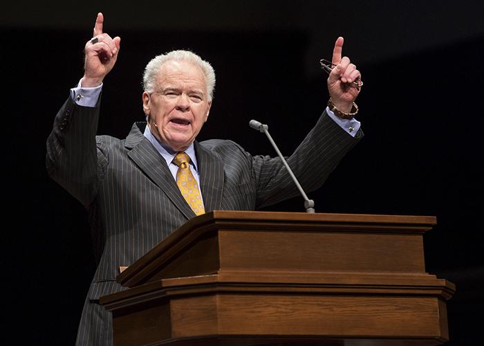 'Song of Solomon' focus of president's spring sermon series