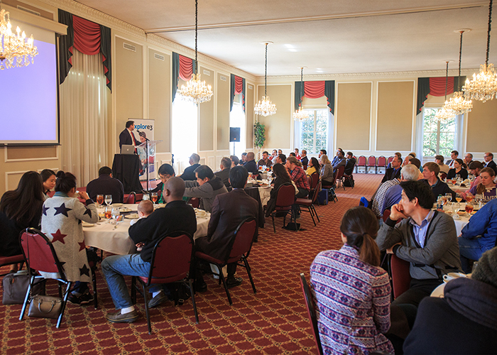 Conference examines opportunities brought by persecution