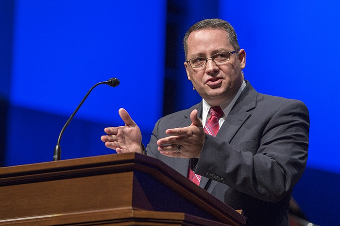 Dale Johnson elected executive director of ACBC