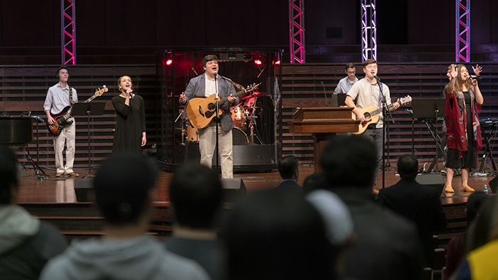 Renewed, fully online worship leadership degree provides flexibility for ministers