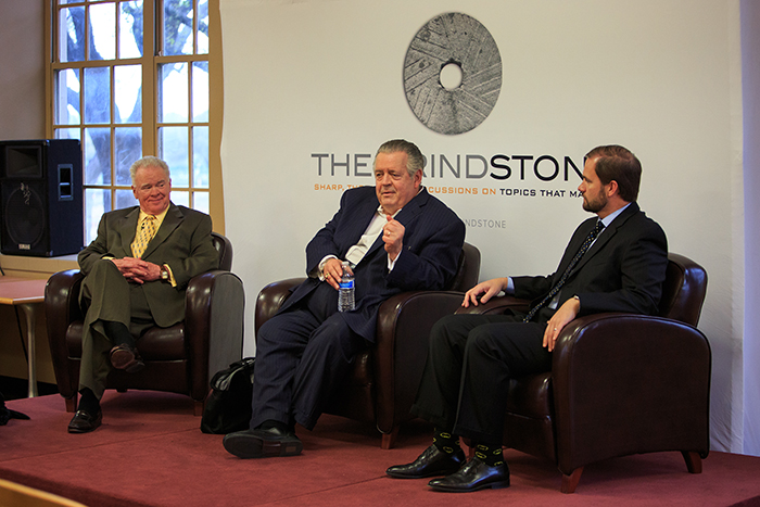 Land, Patterson discuss politics and 2016 presidential election