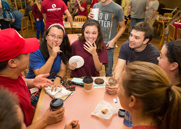 Student Life hosts campus-wide birthday party