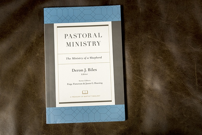 Faculty-authored book launches series on Baptist theology
