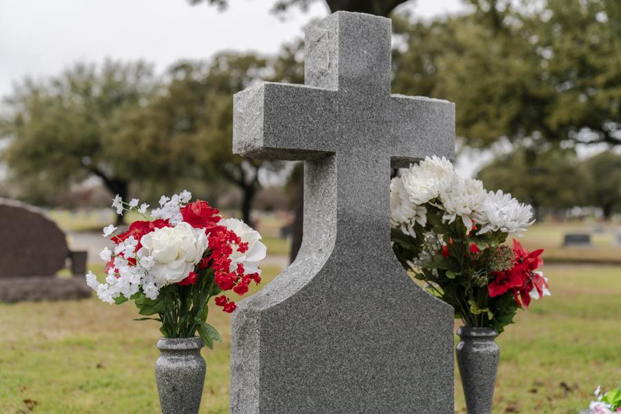 Man finds spiritual life through funeral service