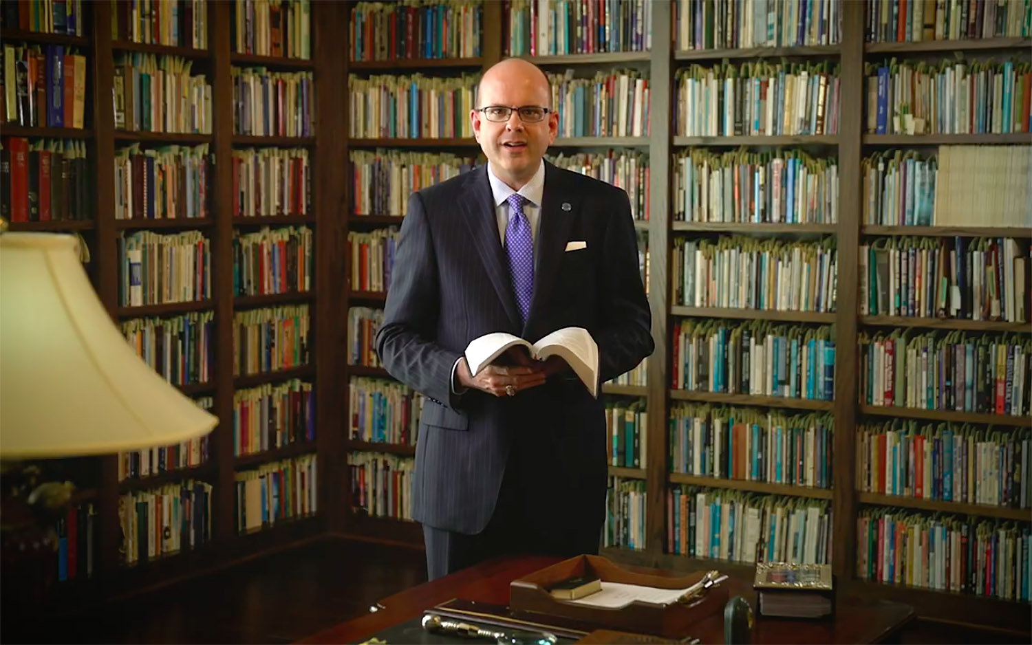 Greenway encourages students to trust in God in times of uncertainty