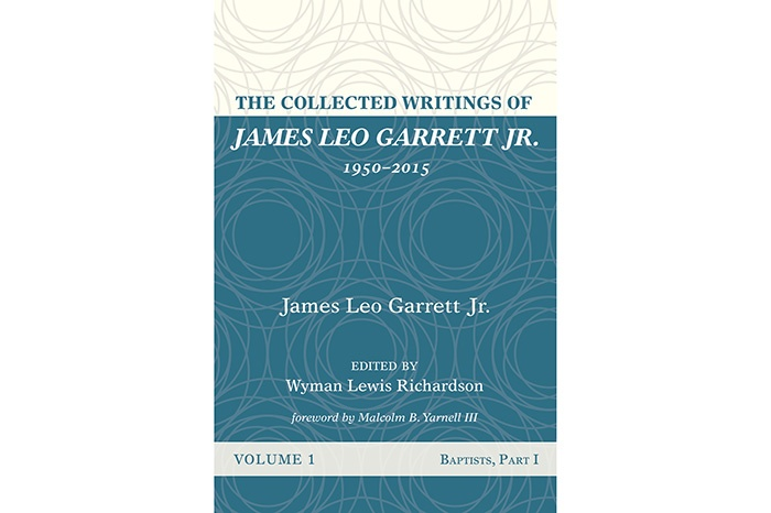 New series collects writings of notable Southwestern professor, scholar