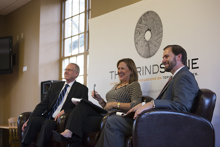 Religious liberty focus of most recent Grindstone discussion