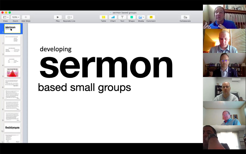 Virtual preaching conference advocates sermon-based small groups for church revitalization