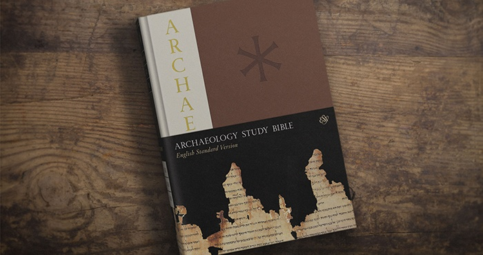 Southwestern faculty contribute to new archaeology study Bible