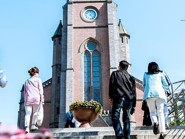 South Korea among the world's top missionary-sending countries