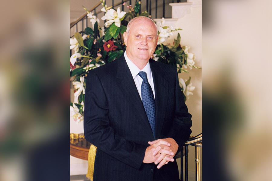 Retired Hebrew, Old Testament Professor Harry Hunt dies at 76