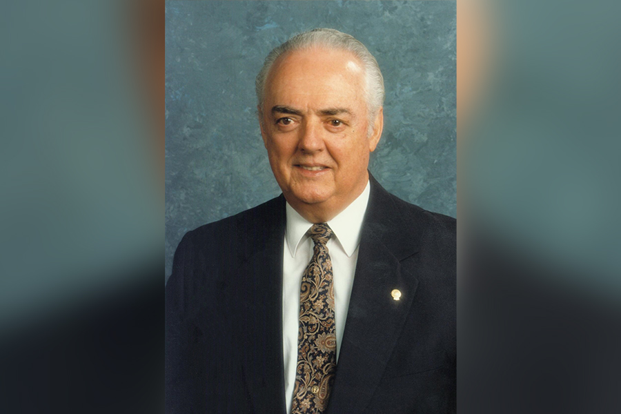 'Legacy professor' Charles A. Tidwell dies