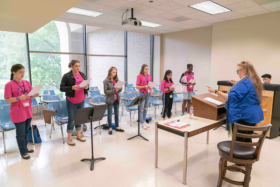 Southwestern Music Academy open to public for quality musical training