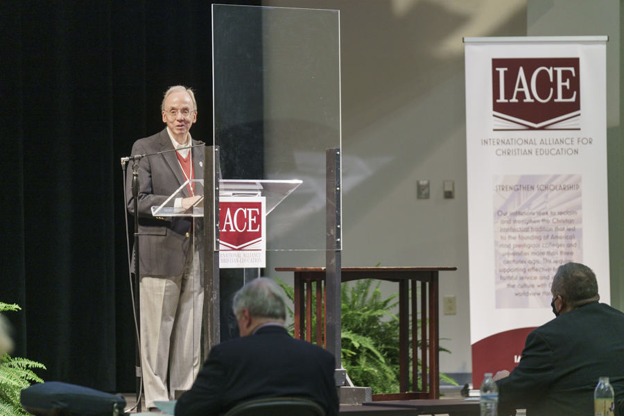 IACE conducts second annual conference