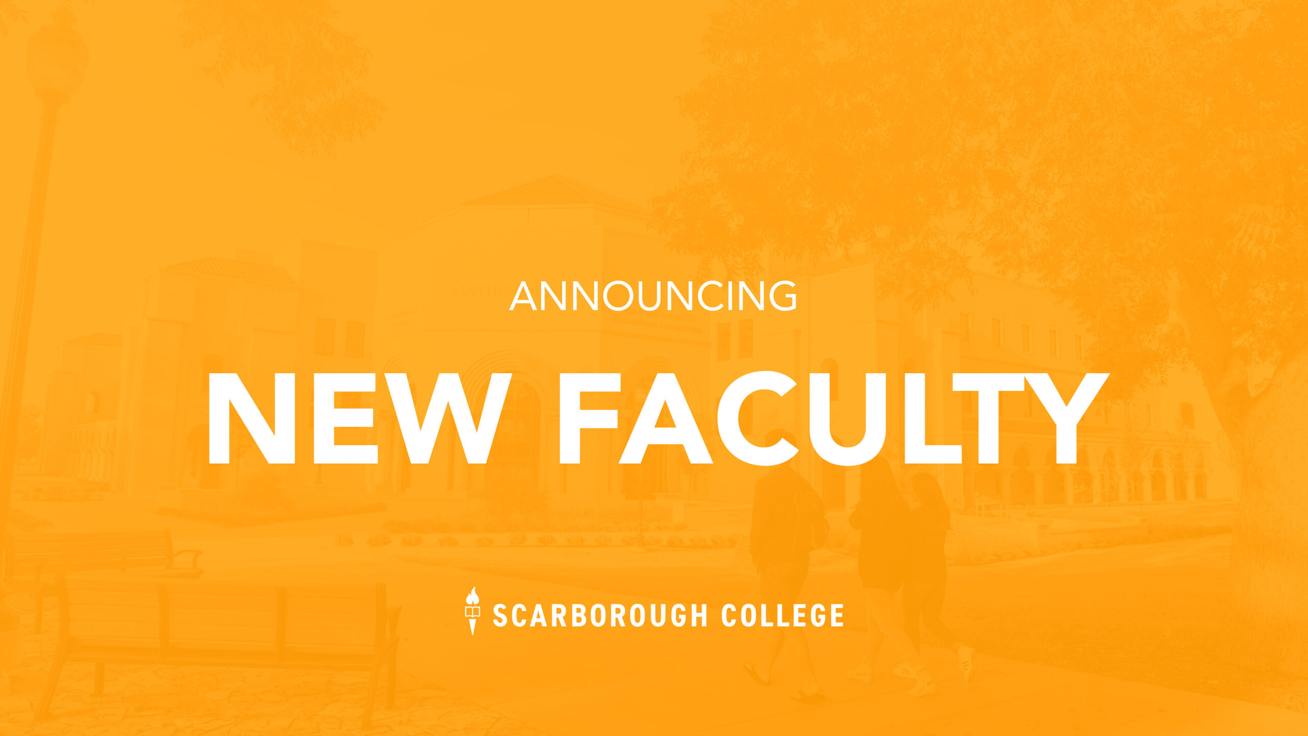 Four appointed to Scarborough College faculty