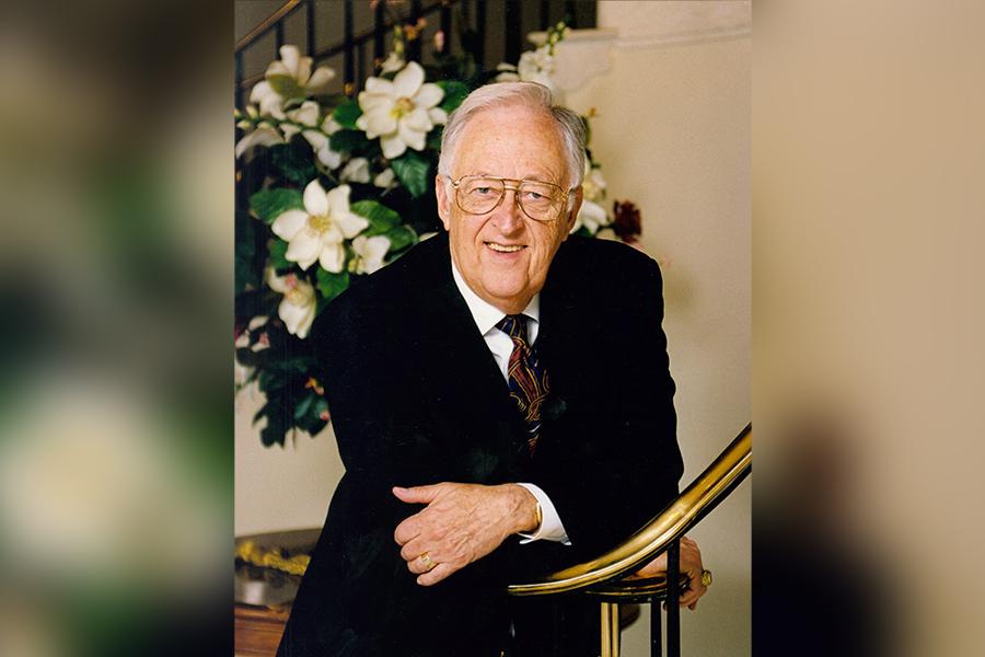 Former professor of voice Jack Coldiron dies
