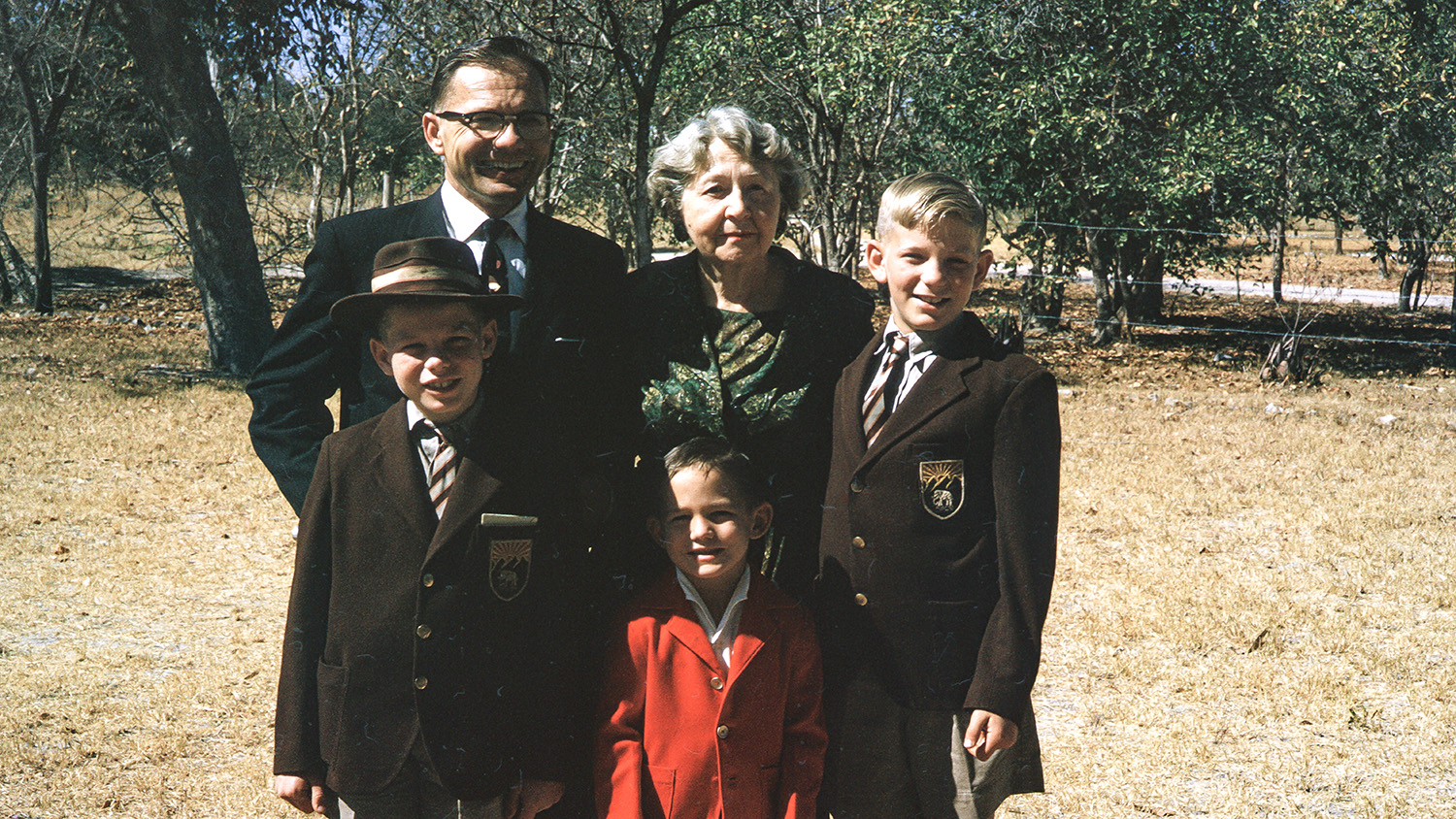 The Family Fort: How the story of one family intertwines with Seminary Hill and global missions