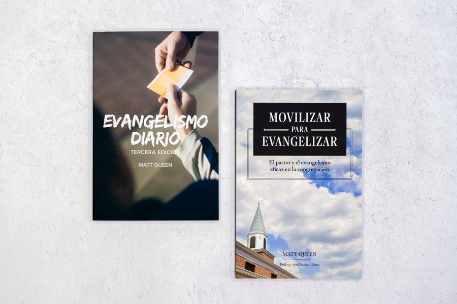 Seminary Hill Press releases Spanish translations of evangelism books