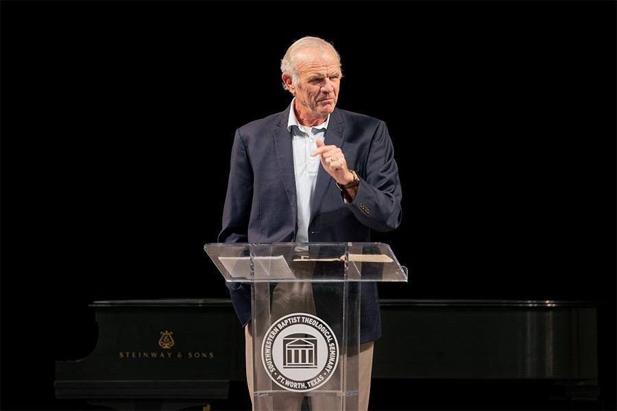 Trustees name Center for Church Revitalization in honor of Southwestern Seminary's seventh president, Kenneth S. Hemphill