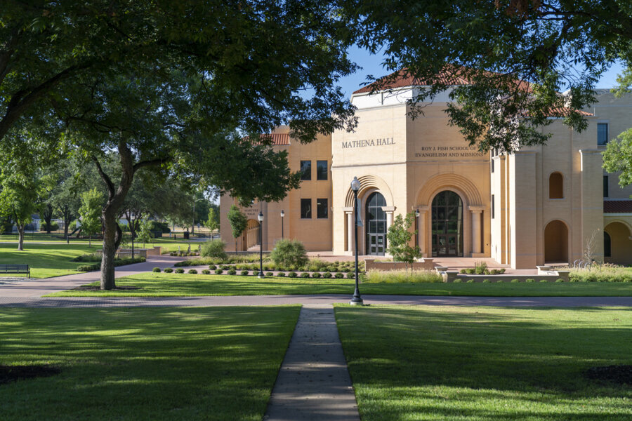 A Great Commission Legacy: The Roy J. Fish School of Evangelism and Missions continues a living tradition at Southwestern Seminary